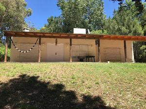Casa para 6 personas 3d 2b patio garage quincho, sombra