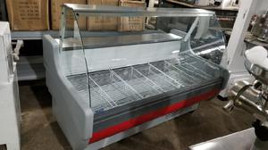 Heladera batea exhibidora y vitrina mostrador varias medidas