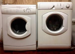 Lavarropas y secarropas ariston