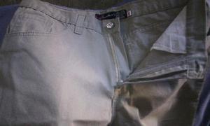 Pantalon gabardina color beige   REBAJAS febrero    11eb9366e08f