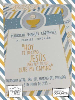 Souvenir Tarjetas Invitacion Personalizada Anuncios Enero