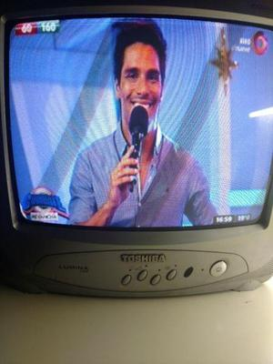 Televisor color toshiba pulgadas clasf for Televisor 15 pulgadas