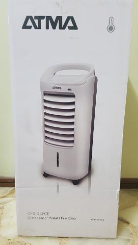 Aire enfriador portatil atma climatizador envio gratis arg