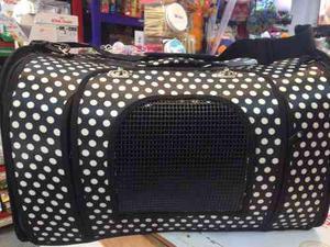 Bolso transportador para perros y gatos solo en casper!!
