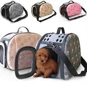 Bolso transportador perro gato