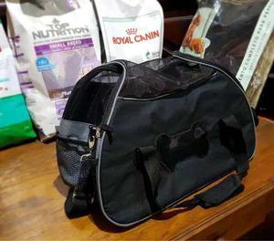 Canil blando o bolso de transporte de mascotas pequeñas