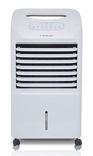 Climatizador portátil philco ac-ph40 frio/calor 2100 w