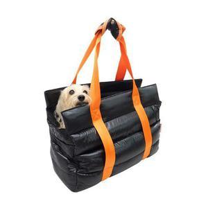Transportadora bolso perro gato marshmallow diseño calidad