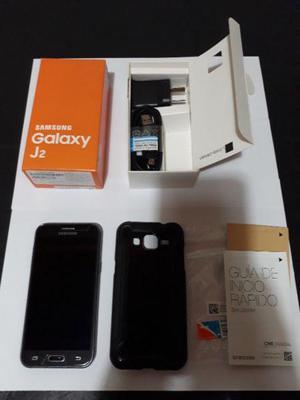 Vendo celular samsung j2 impecable!!!