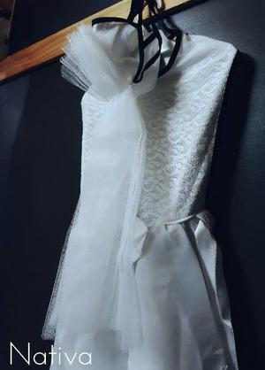 Vestido de novia para tu mascota