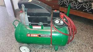 Compresor axial 2.5hp 50 litros fema cód. 69370208