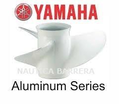 Helice original para motor yamaha 25 y 30hp paso 13