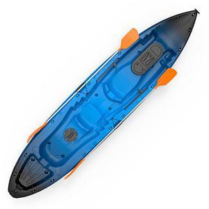 Kayak ragnarok estandar de skandynavian c1 con envio gratis