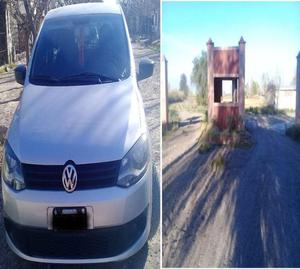 Permuto lote y volkswagen fox 2012. por auto o camioneta
