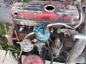 Vendo motor y caja de renault gordini