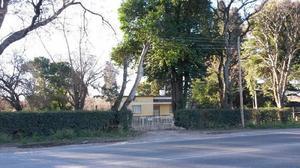 Casa quinta sobre camino monte cristo