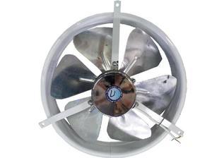 Extractor de aire de pared uso comercial nº 30 90w 1400rpm