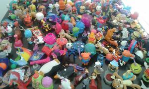 Lote 200 juguetes mac donalds