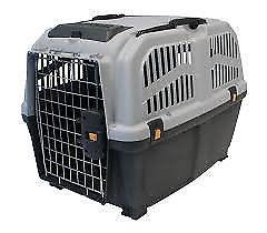 Transportadora skudo 1 gato / perro avión iata trixie