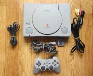 Consola play station 1 ps1 retro completa coleccionista