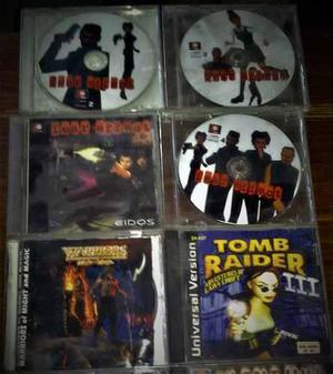 Popei.- juegos de playstation x cds 50$