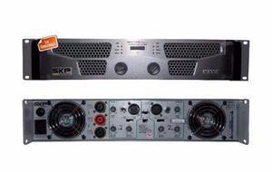 Potencia skp max g 1820 900w+900w crossover regulable