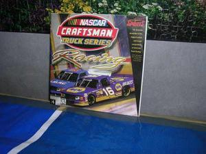 Ps1 -manual craftasman nascar truck series -