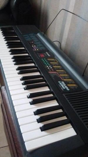 Teclado casio de 5 octavas teclas grandes como nuevo