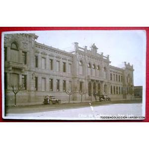 Antigua casa de gobierno de la provincia de san luis