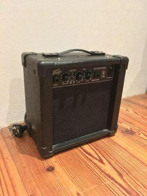 Amplificador de guitarra electrica peavey audition -