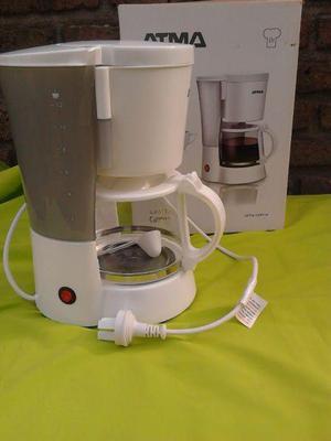 Cafetera eléctrica atma nueva en caja