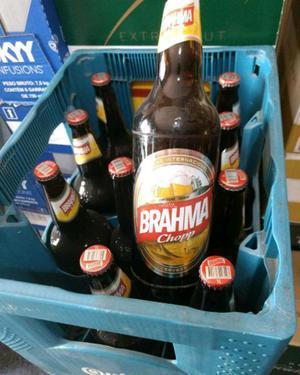Cerveza cajon retornable lata medio litro 473