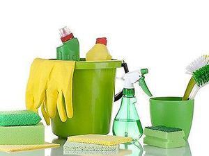 Trabajos de limpieza y jardineria
