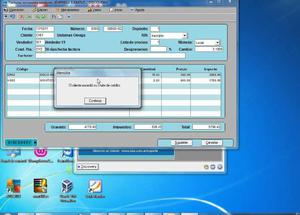 Software gestion comercial integral