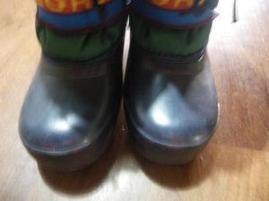 Cordoba bota para frio lluvia nieve sorel nro 26/27 la falda