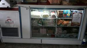 Vendo heladera mostrador