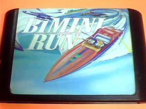BIMINI RUN - SEGA - CARRERA DE LANCHAS - OJH segunda mano  Argentina