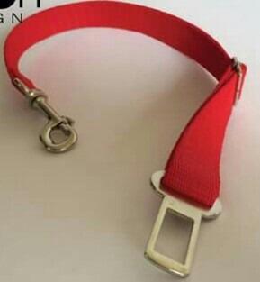 Cinturón de seguridad regulable 70 cm perros