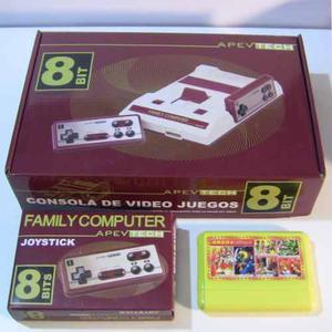 Family Game Apvtech Retro 3 Joystick Mejores 150 Juegos En