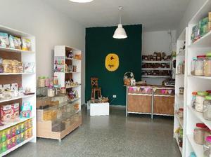 Vendo fondo de comercio dietetica y almacén nat
