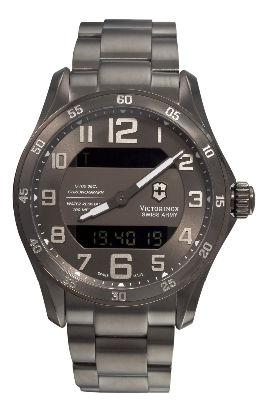 Reloj hombre victorinox swiss army men's 241300 chrono