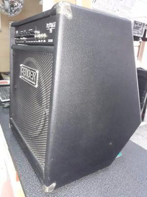 Amplificador para bajo fender rumble 75, 75w, compr,