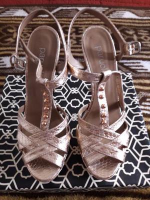Bellas sandalias paruolo t.39