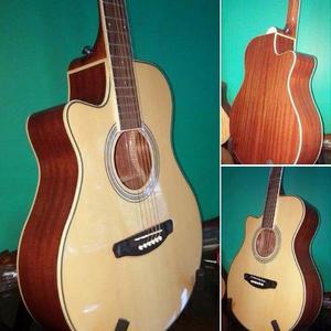 Guitarras acusticas corte