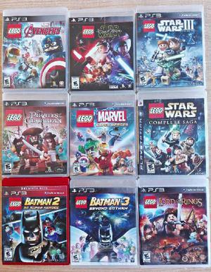 Juegos Lego Para Ps3 En Santa Fe Ofertas Enero Clasf Juegos