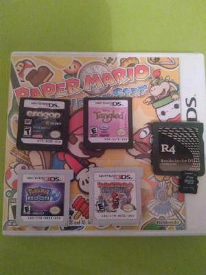 Juegos originales 3ds / ds