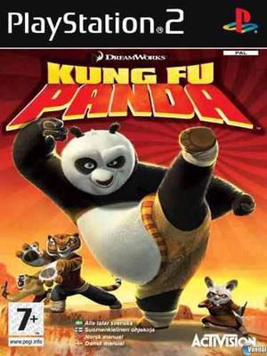 Kung fu panda!!! para ps2