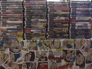 Lote de 40 juegos ps2 originales con caja y manual