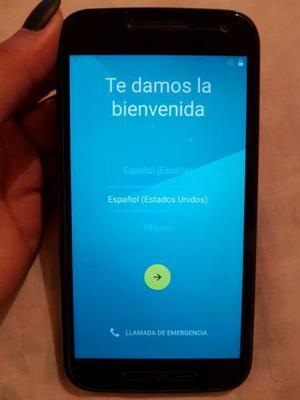 Motorola g3 liberado