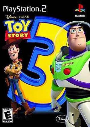 Toy story 3 juego ps2. nuevo. original